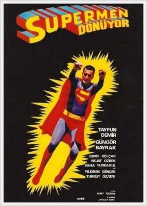 Süpermen Superman'a Karşı! 1 – Süpermen Dönüyor 1979