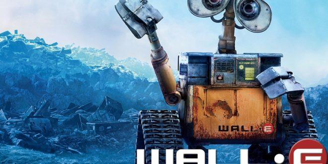 Wall-E (2008) 1 – Wall E 2008