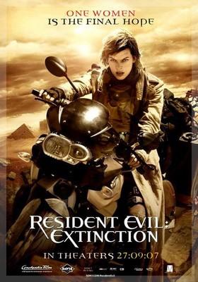 Resident Evil Extinction (2007) 1 –