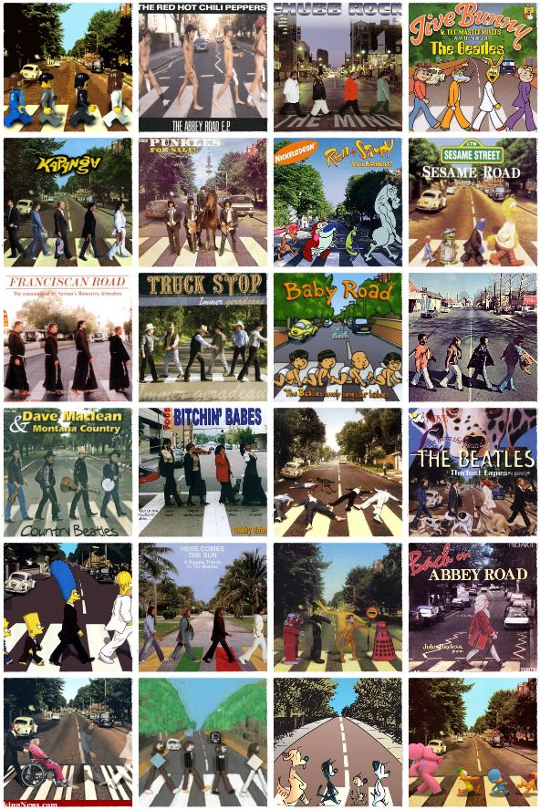 Abbey Road-tile
