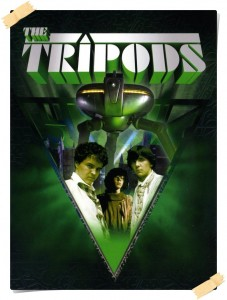 The Tripods - Cover