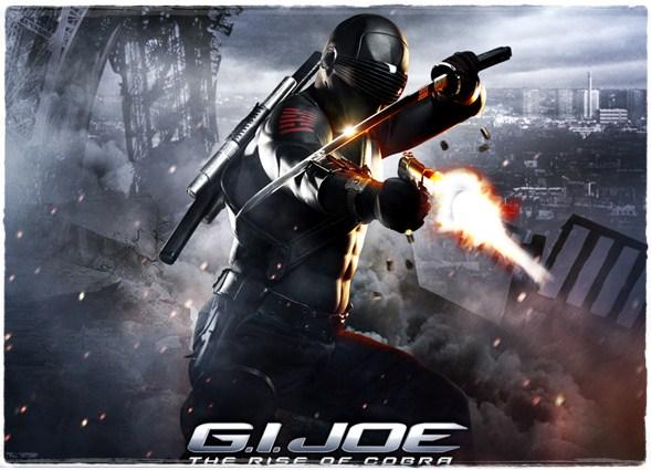 G.I. Joe: The Rise of Cobra (2009) 1 – Channing Tatum in G.I. Joe Rise of the Cobra Wallpaper 2 800