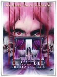 Death Bed: The Bed That Eats (1977) 1 – Death Bed The Bed That Eats poster