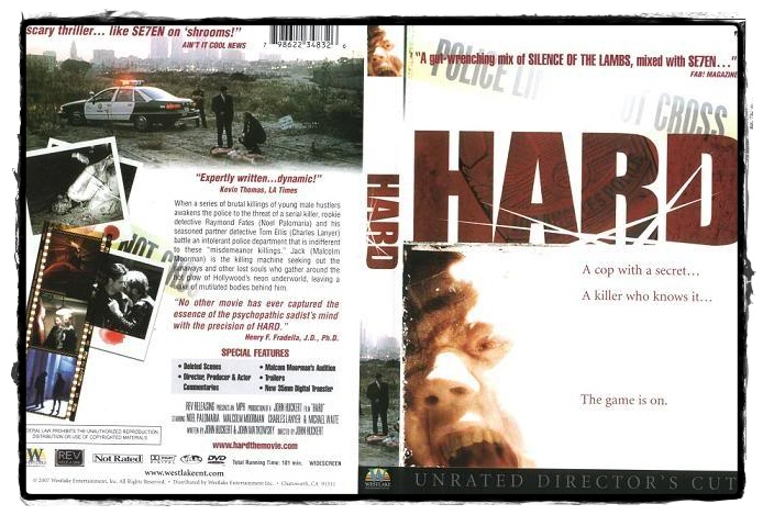 Hard (1998) 1 – Hard cdcovers cc front