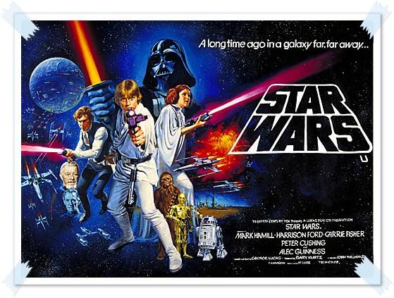 Star Wars Eski Üçleme Postermania 1 – SW4 1