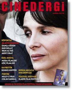 Online Sinema Dergisi Cinedergi 26. Sayısıyla Yayında 1 – KAPAK26