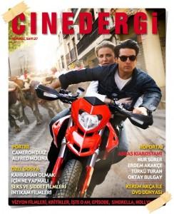 Online Sinema Dergisi Cinedergi 27. Sayı Yayında 1 – KAPAK27 1