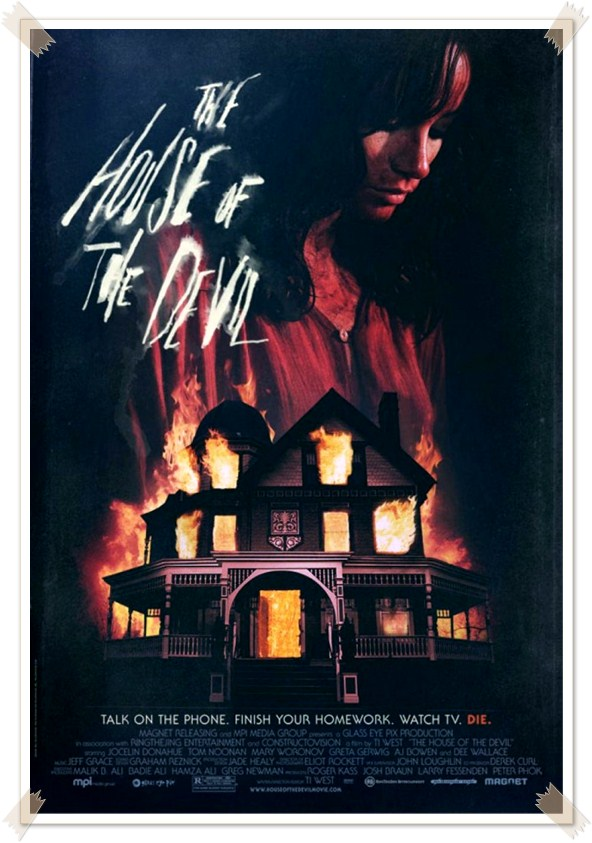 The House of the Devil (2009) 1 – hod afis 01