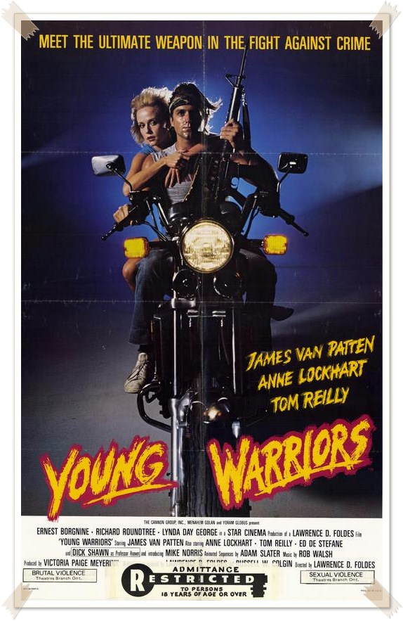Young Warriors (1983) 1 – 247960.1020.A