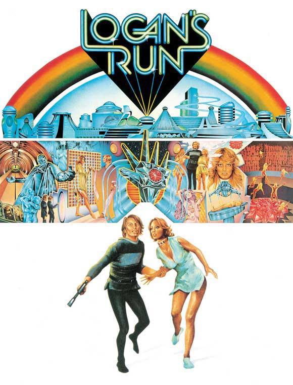 Logan's Run (1976) 1 – 465515.1020.A
