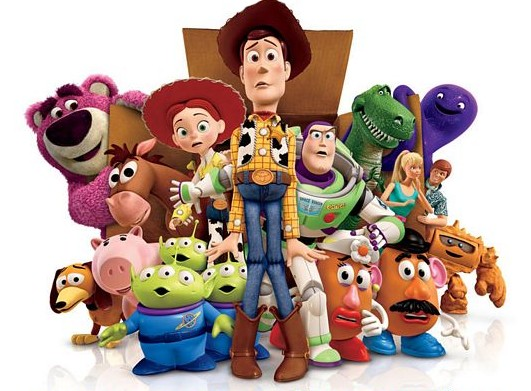 Toy Story 3 / Oyuncak Hikayesi 3 (2010) 1 – toy story three ver27