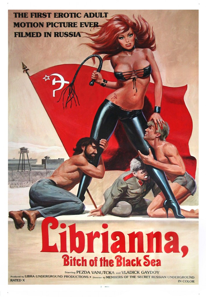 Librianna, Bitch of the Black Sea (1981) 1 – librianna bitch of black sea poster 01