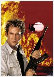 80'ler Aksiyon Filmlerinin Muhteşem Yedilisi! 8 – chain of command poster 01
