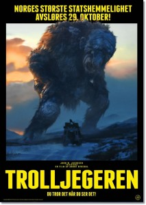Troll Hunter Videoları: Norveç'ten Found Footage 1 – Troll Hunter Poster 2