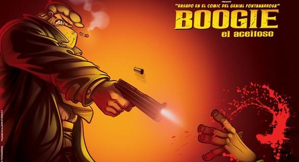 Boogie El Aceitoso (2009) 1 – boogie el aceitoso original
