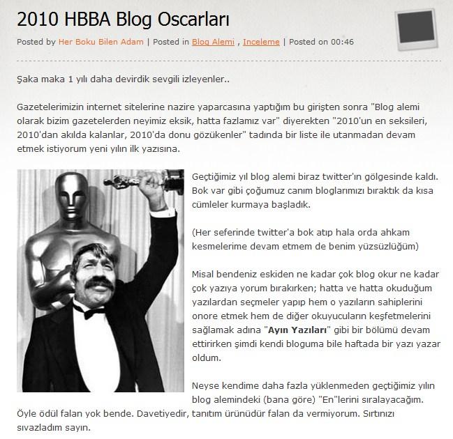Öteki Sinema, HBBA Blog Oscarını Kaptı! 1 – cats2