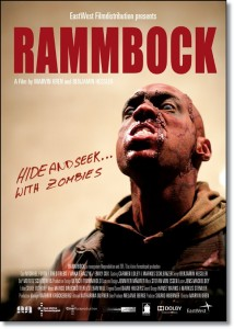 Zombiler Berlin'de: Rammbock (2010) 1 – poster