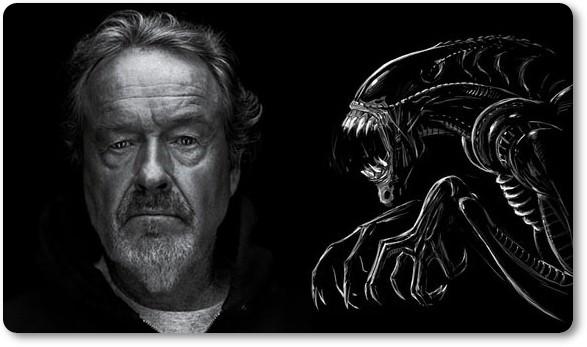 Ridley Scott, Alien Evrenini İnşa Ediyor! 1 – ridley scott prometheus alien prequel