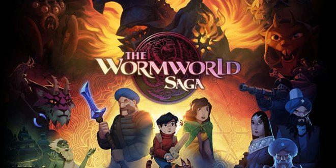 The Wormworld Saga Artık Türkçeye Çevrildi 1 – The Wormworld Saga