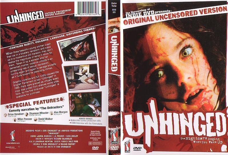 Unhinged (1982) 1 – unhinged