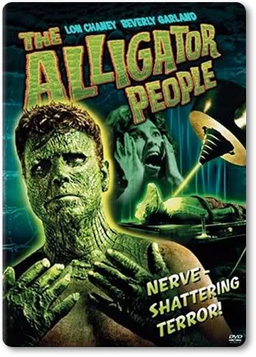 The Alligator People (1959) 1 –