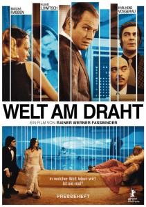 Welt am Draht / World on a Wire (1973) 1 – WeltAmDraht Poster