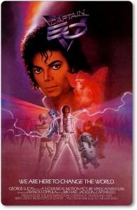 Captain EO (1986) 1 – posterx