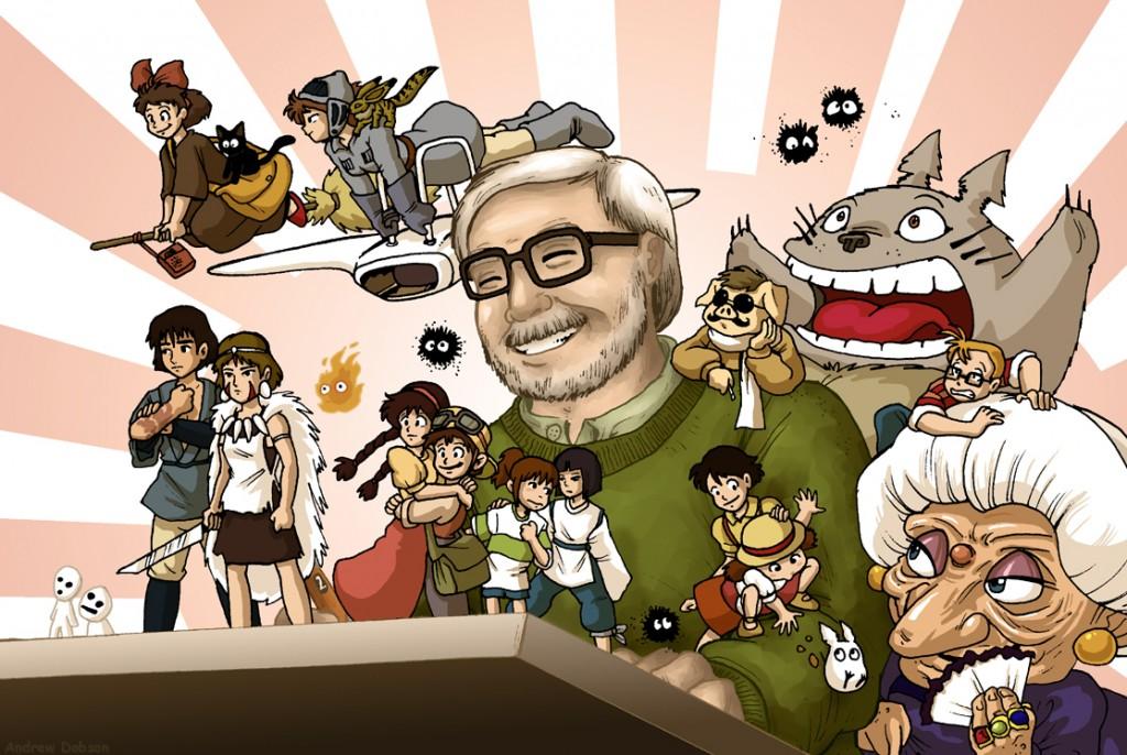 Akbank Sanat Sinema Kuşağı Miyazaki'yi Ağırlıyor 1 – relaxing way hayao miyazaki