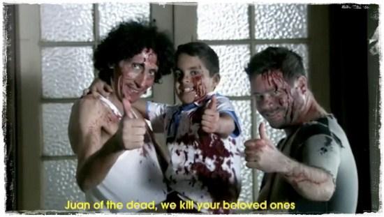"""Küba İlk Zombi Filmini Çekiyor: """"Juan de los Muertos"""" 1 – 012"""