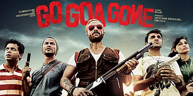 Kemerlerinizi Bağlayın! Bollywood Zombileri Geliyor! 1 – Go Goa Gone