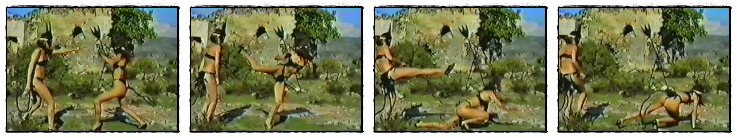 karate Şeytan Kızlar (198?) Trash Şeytan Kızlar Kötü Film Dünyayı Kurtaran Adam
