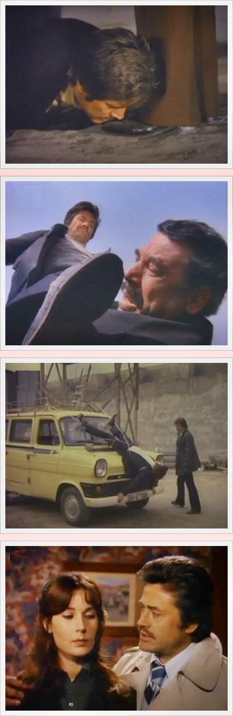 cats1 Stilize Bir Yeşilçam Avantürü: Hınç (1976) Vigilante İntikam filmi Cüneyt Arkın