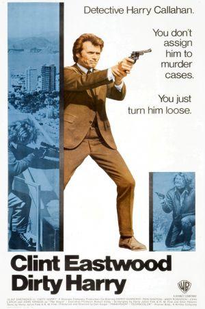 Dirty Harry (1971) 1 – dirty harry