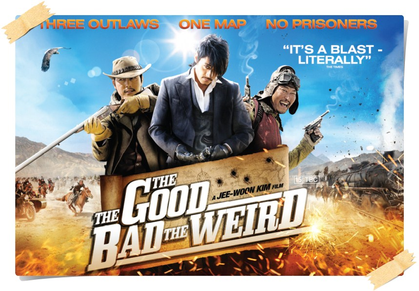 The Good the Bad the Weird (2008) 1 – goodbadweird