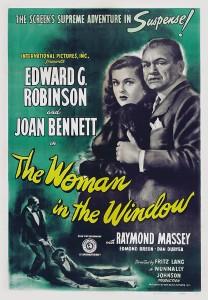 Woman in the Window / Penceredeki Kadın (1944) 1 – the woman in the window original