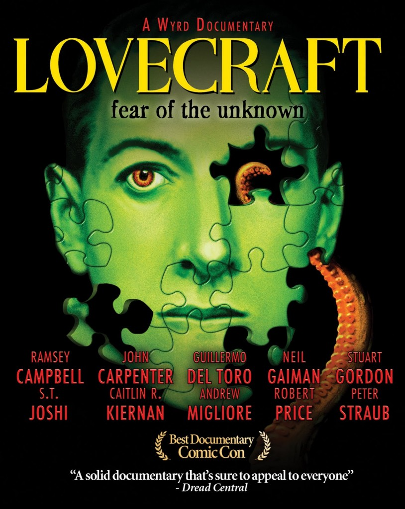 Lovecraft: Fear of the Unknown (2008) 1 – CS1024 1