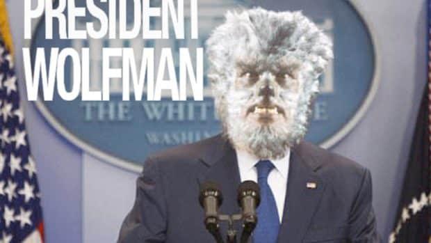 President Wolfman Destekçilerini Arıyor 1 – President Wolfman 01