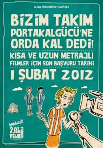 Uluslararası 2. El Film Festivali Şubat'ta Ankara'da 1 – SON3