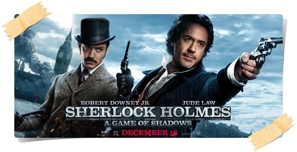 Sherlock Holmes: A Game of Shadows (2011) 1 – Sherlock Holmes 4