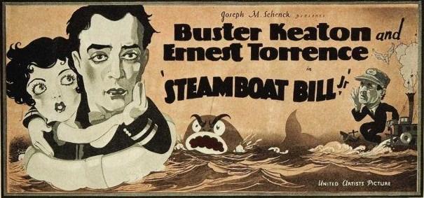 Steamboat Bill, Jr. (1928) 1 –