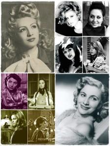 Sinemamızın Bütün Kadınları'na (100 Kadın) 1 – kadınlar