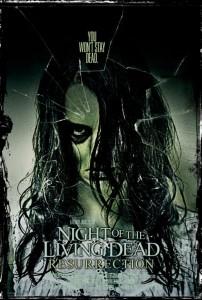 Night of the Living Dead: Resurrection 1 – night of the living dead resurrection poster