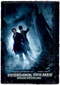 """""""Sherlock Holmes: Gölge Oyunları"""" Yapım Notları 1 – sherlock holmes poster"""