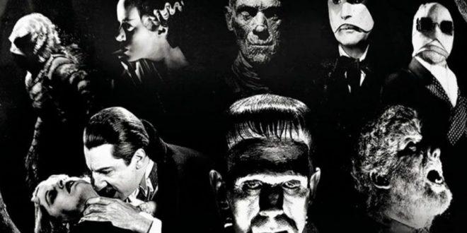 Korku Sinemasında Ölmek ve Dirilmek 1 – Universal Monsters