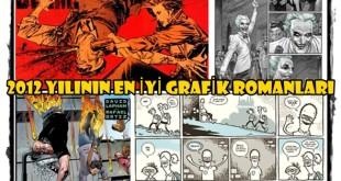 2012 Yılının En İyi Grafik Romanları 12 – 2012 Grafik Roman