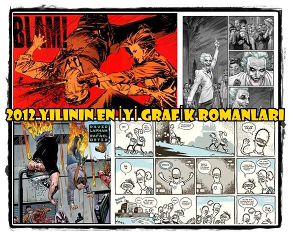 2012 Grafik Roman