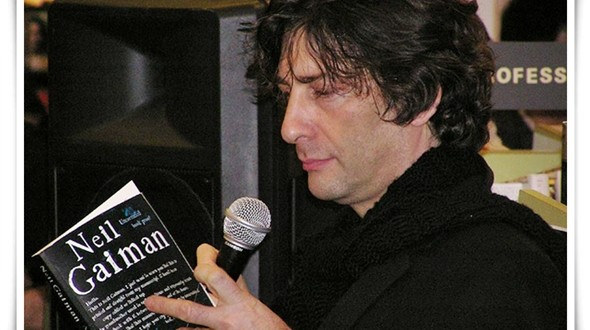 Düş Kralı: Neil Gaiman 1 – Neil Gaiman 02