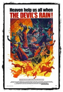 The Devils Rain poster