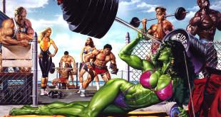 Marvel'dan Seksi Süper Kahraman Romanları! 8 – 00theshehulkdiaries 7417 854C E450
