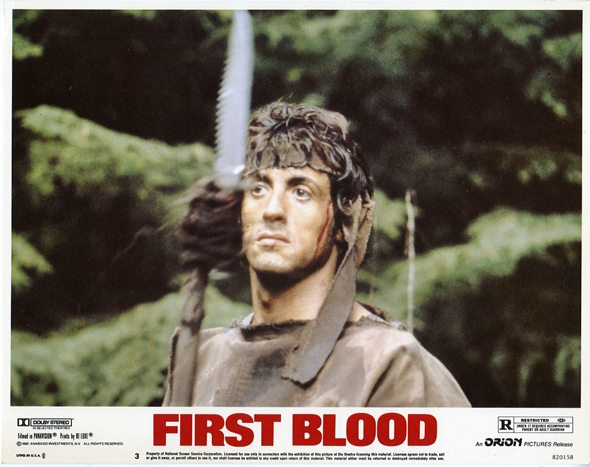 First Blood Lobby 1